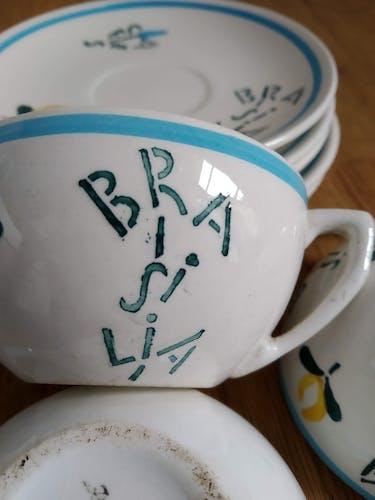 Service à café Brasilia