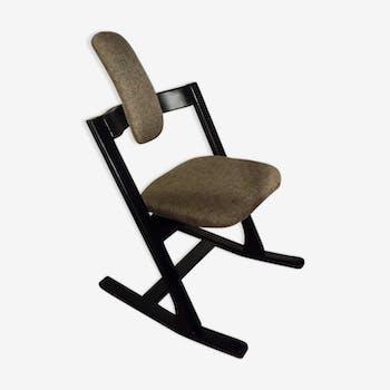 Rocking-chair of Peter Opsvik for Stokke