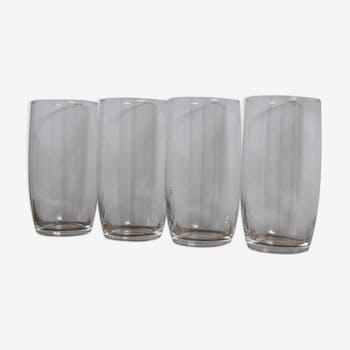 Lot de verres à eau grand modèle