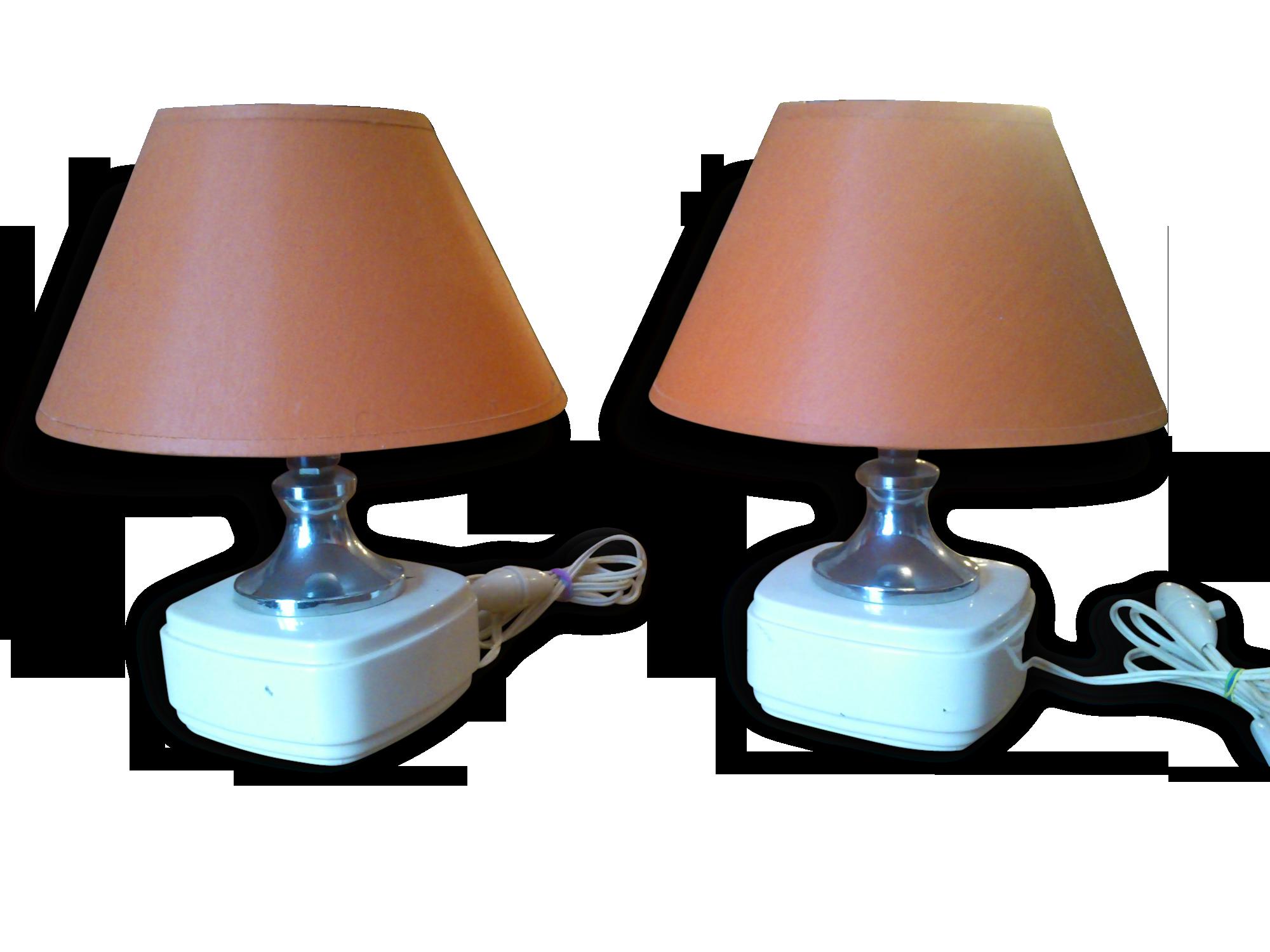 Monter Une Lampe De Chevet lampe de chevet vintage turquoise eclairage, lampes années 1960