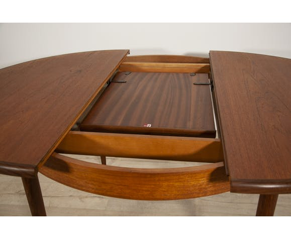 Mid-century Fresco series teak dining table from G-Plan , 1960s
