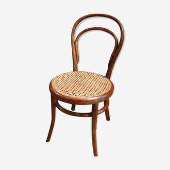 Chair low Bistro signed thonet