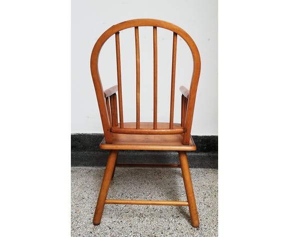 Paire de 2 chaises pour enfants