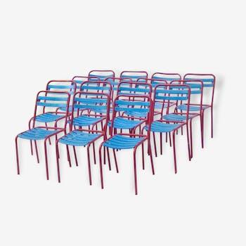 Model T2 Tolix chairs