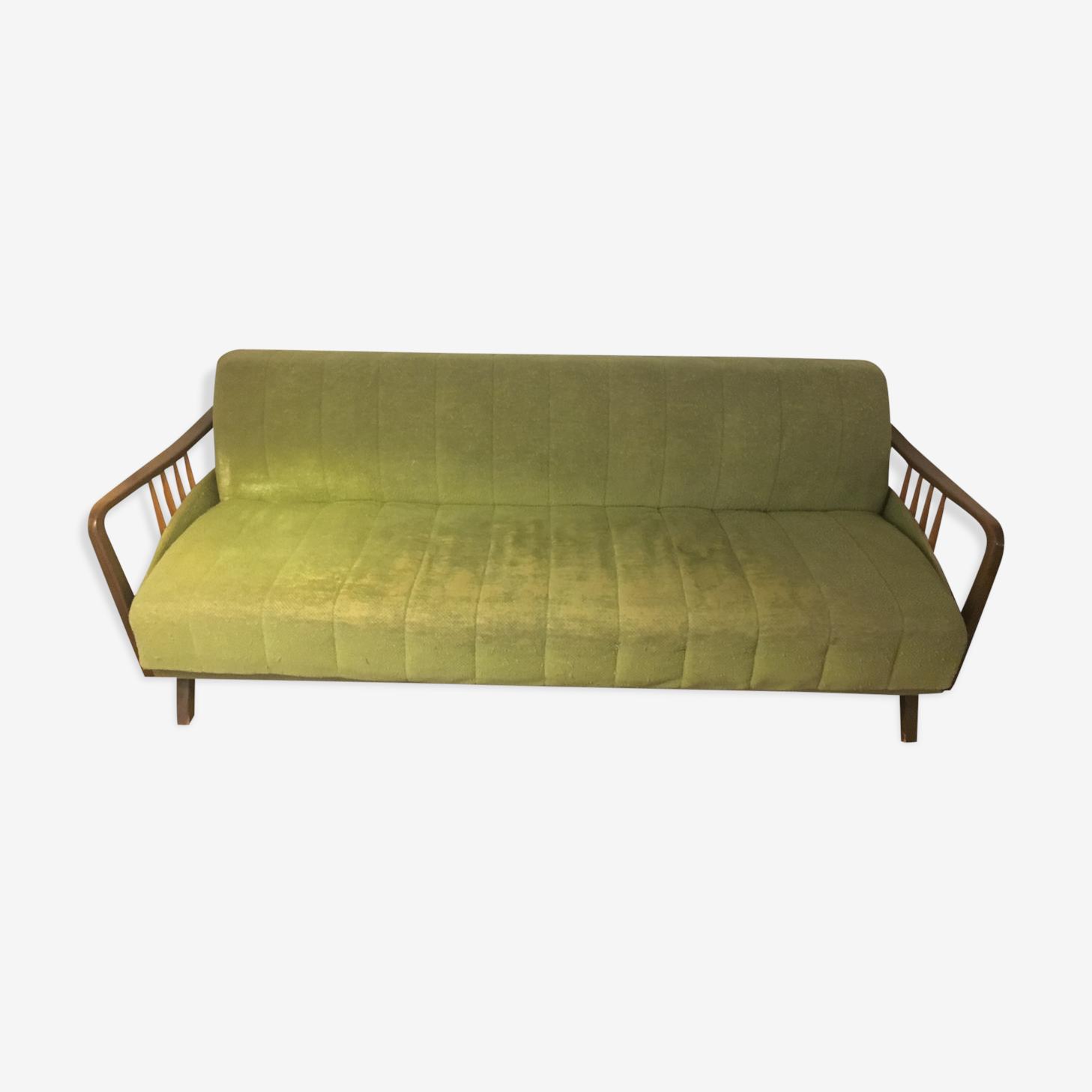 Canapé scandinave années 50