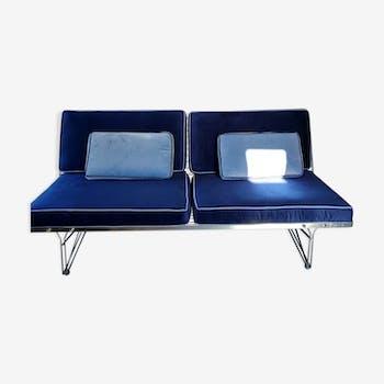 """Moment"" sofa by Niels Gammelgaard, 1980"