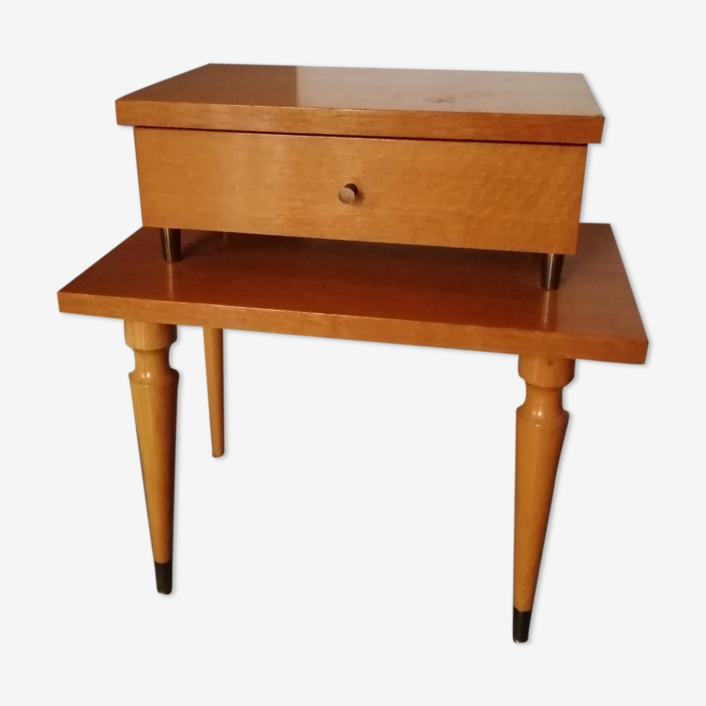 Table de chevet années 50/60