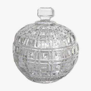 Old Portieux Crystal candy