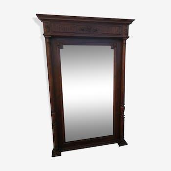 Miroir trumeau style Henri II 105x159cm