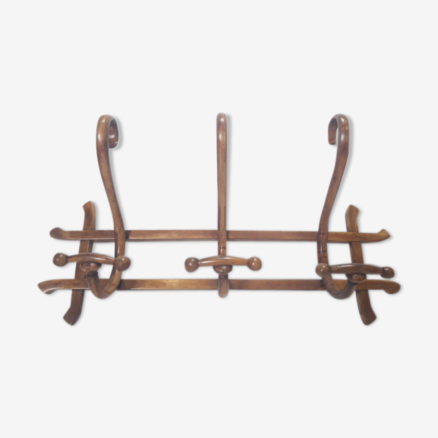 Thonet wall coat rack