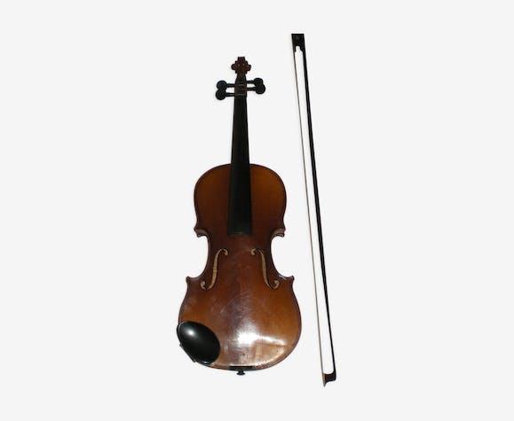 Violon allemand fin XIX° - signé