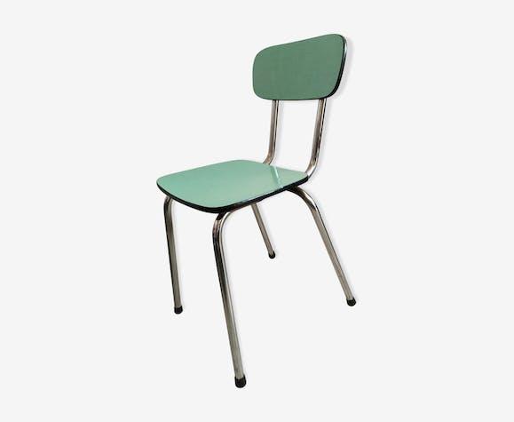 Chaise En Formica Couleur Menthe