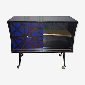 meuble vintage d occasion cheap meuble bar vintage anne with meuble vintage d occasion pour. Black Bedroom Furniture Sets. Home Design Ideas