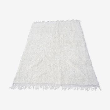 Beni Ouarain rug handmade wool 280x200 cm