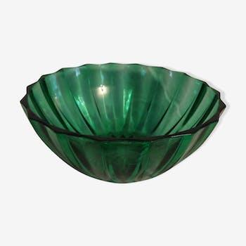 Glass salad bowl by arcoroc