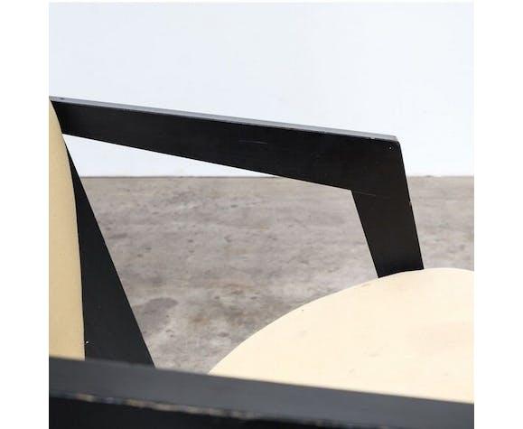 Suite of 2 armchairs GE460 by Hans Wegner for Getama