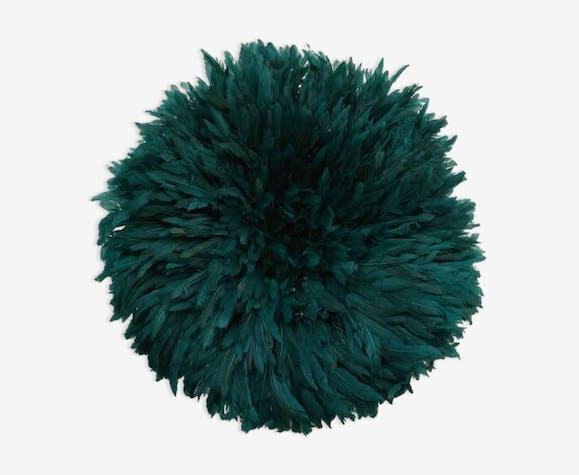 Juju hat vert foncé de 55 cm