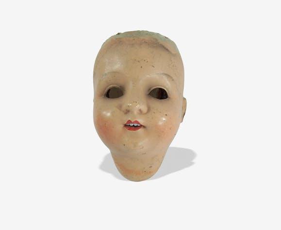 Ancienne tête de poupée