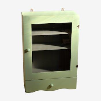 50s toilet cabinet