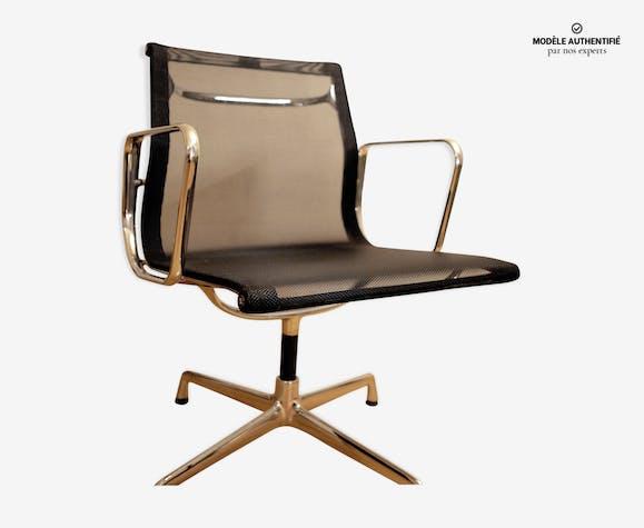 d6637515ec9 Fauteuil de bureau par Charles et Ray Eames pour Vitra - fer ...