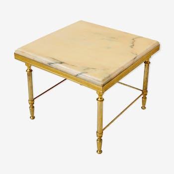 Tables vintage d 39 occasion - Table de chevet marbre ...