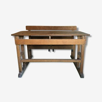 School desk 2 places 1930