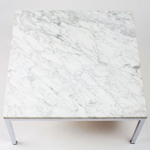 Table basse marbre 1960