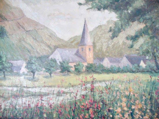 Tableau Maurice De Korte