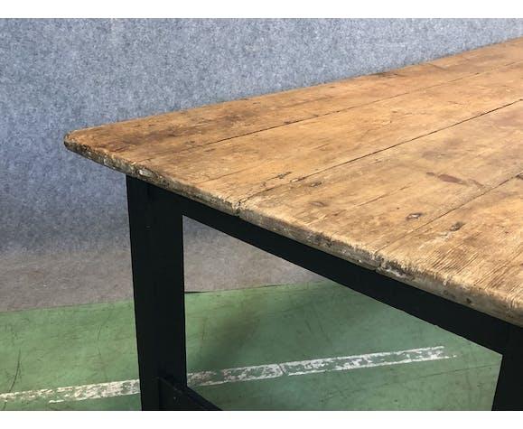 Table de ferme début XXème