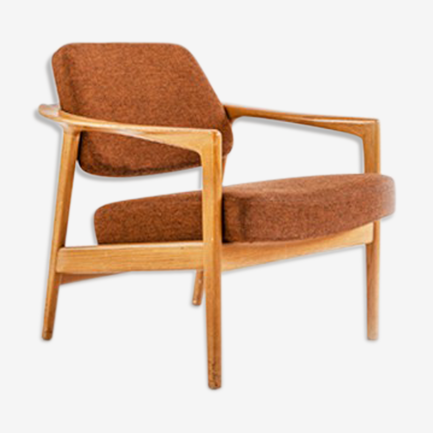 Folke Ohlsson oak Chair
