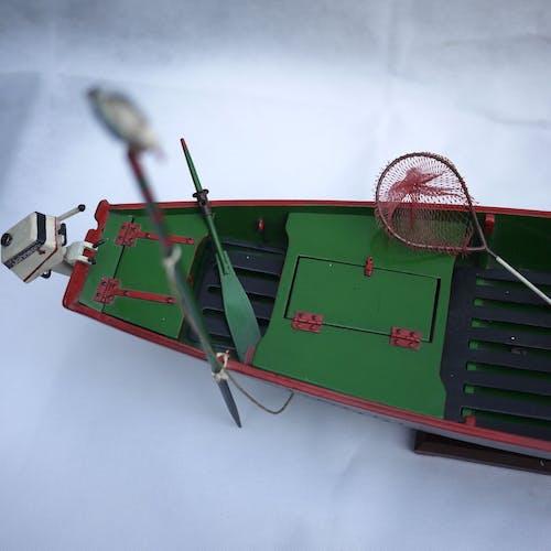 Model of Barque