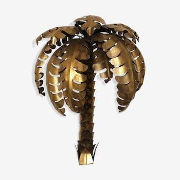 Applique palmier années 1970