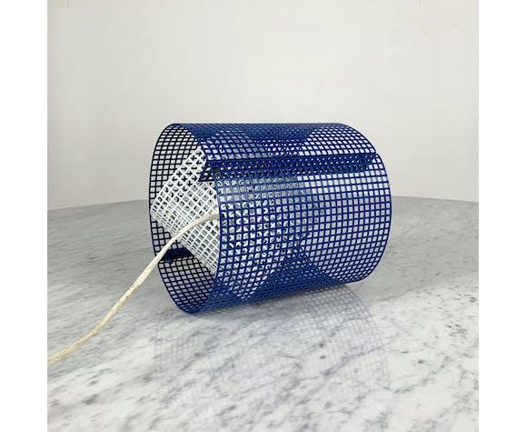 Lampe en fil de fer des années 80