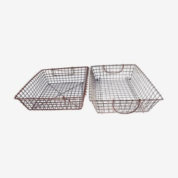 Keepnets Oyster steel pair