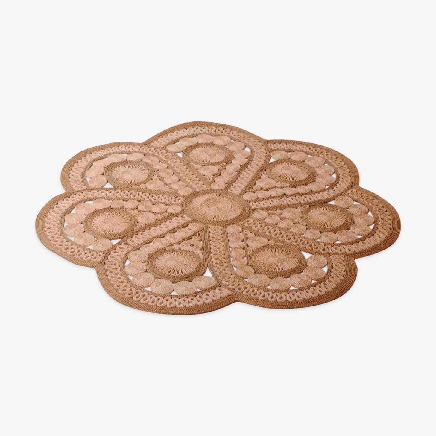 natural fiber carpet 115cm