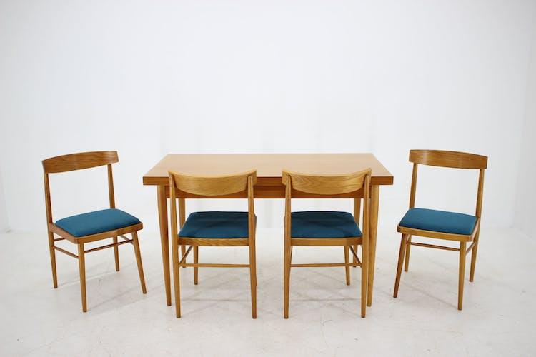 Ensemble de salle à manger Thon(Thonet), 1970