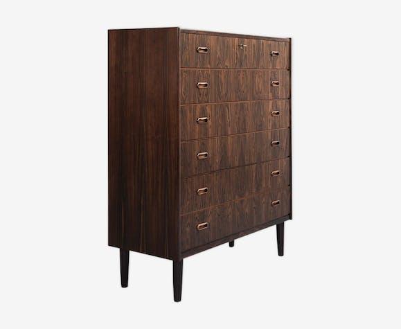Commode 6 tiroirs en palissandre par VV Møbler