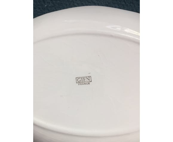 Ravier porcelaine de Gien