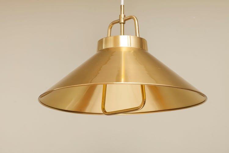 Lampe pendantle, F.Schlegel, Lyfa, 1960