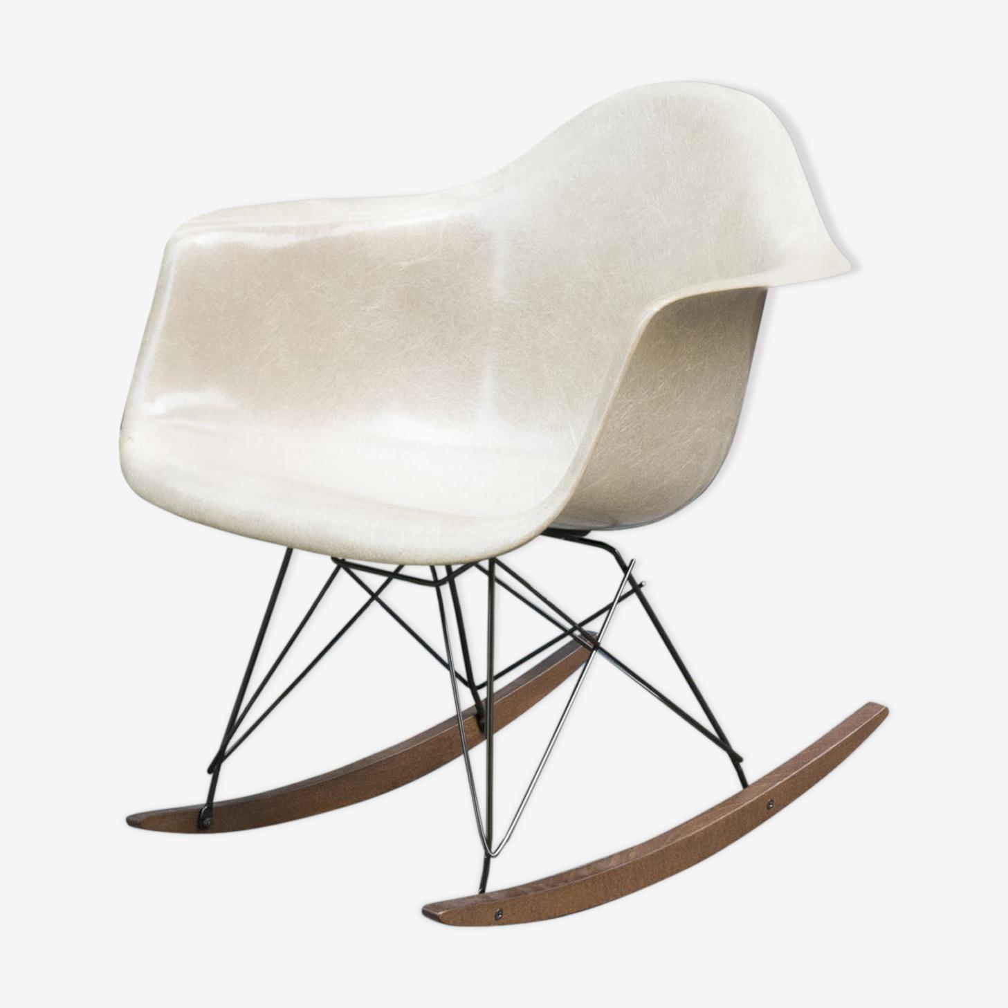 Rocking-chair Eames Herman Miller Zenith