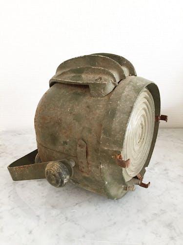 Projecteur industriel, 1950