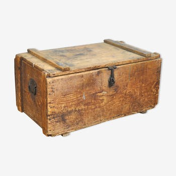 Wooden tool box, 1940's