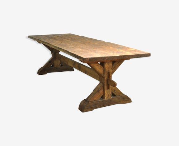 Pine farmers table