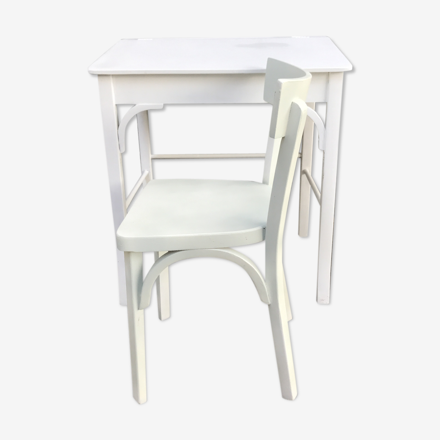 All chair and desk Baumann