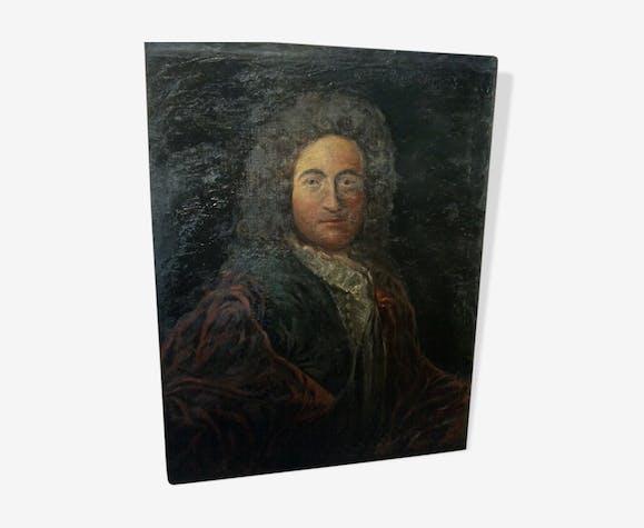 Portrait homme de qualité XVIII