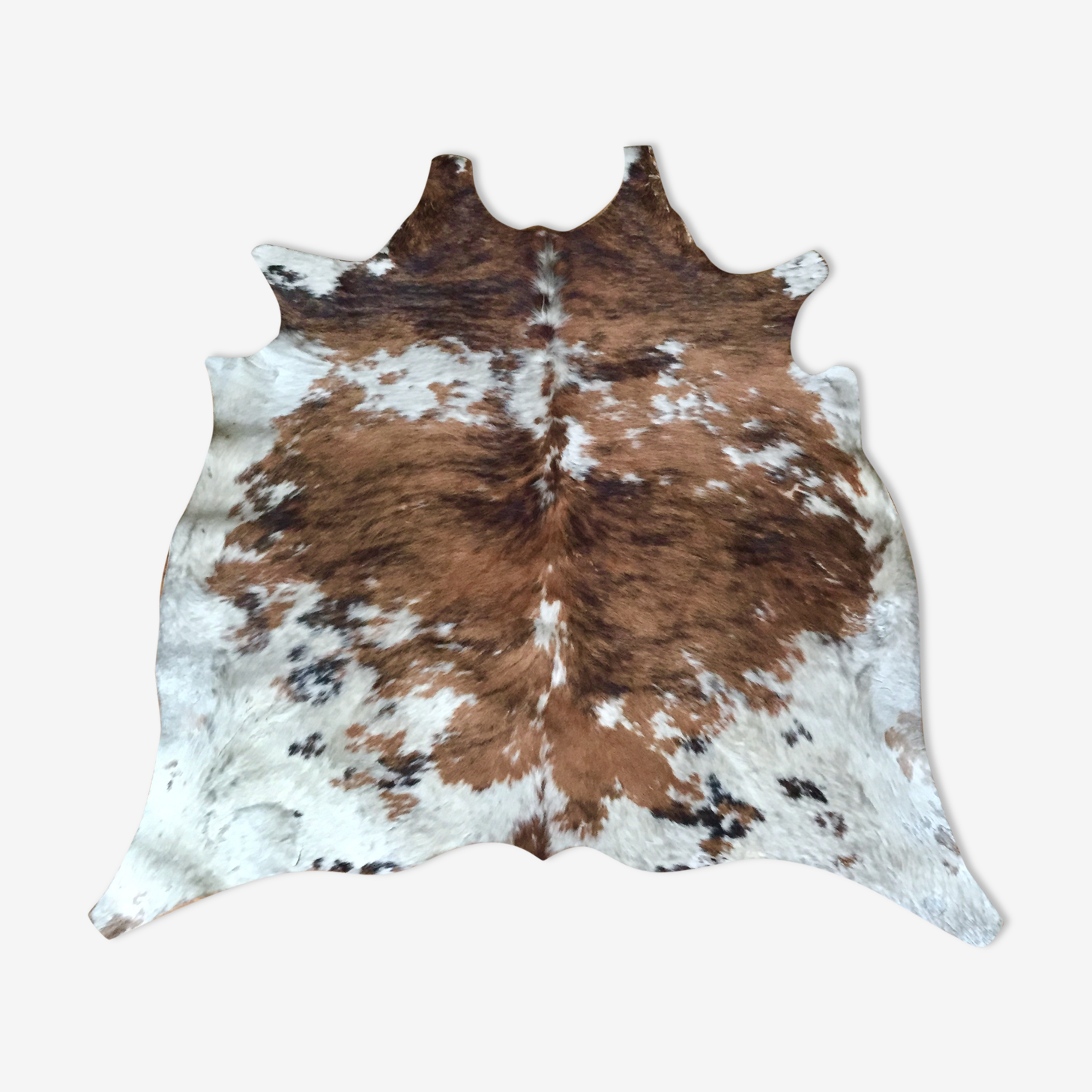 Carpet cow skin 146x130cm