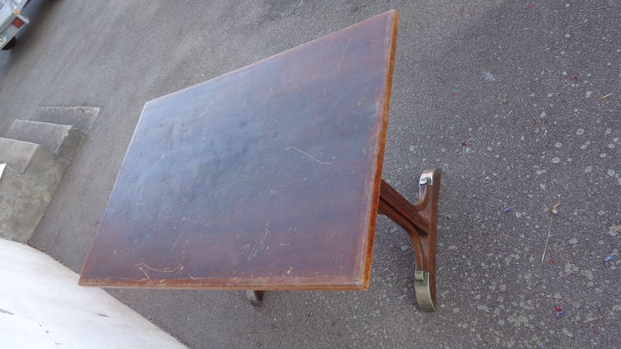 Table Thonet bistro XIXth