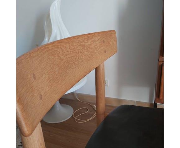 Paire de chaises de Børge Mogensen pour Fredericia