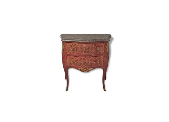commode en marqueterie 1900 de style louis xv ecole de revel commode en marqueterie 1900 de. Black Bedroom Furniture Sets. Home Design Ideas