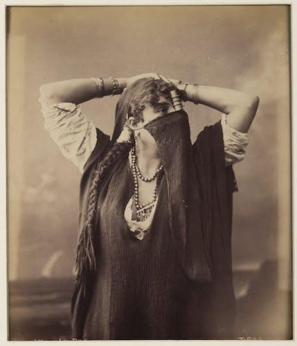 Photographie d'époques tirages albumines originaux de 1880